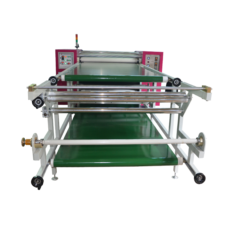 New mouse pad drum transfer machine