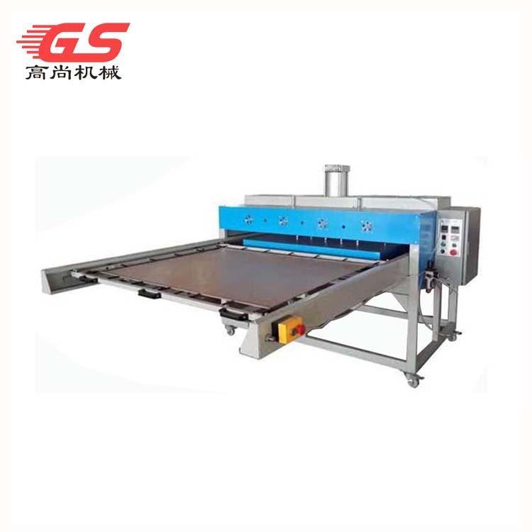 全自动双工位单边操作热升华转印机